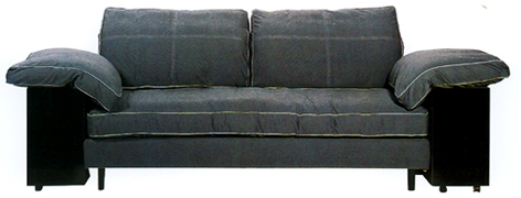 lota sofa design by eileen gray. Black Bedroom Furniture Sets. Home Design Ideas